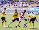Invaller Livio Milts maakte de beslissende 2-1 voor Roda JC tegen Heerenveen 18 minuten na zijn debuut in de Eredivisie
