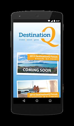 DestinationQ Portal App