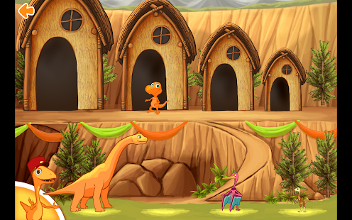 Dinosaur Train Jurassic Junior- screenshot thumbnail