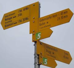 Photo: Punkt 334, Unterwindisch