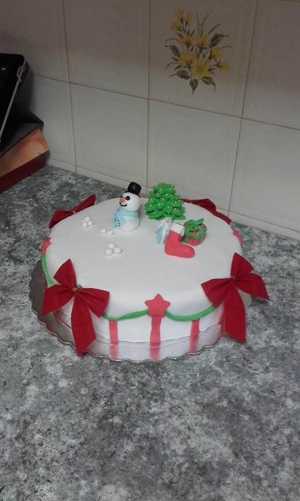 Traditional Irish Christmas Cake Recipe
