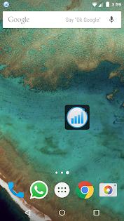 لالروبوت Network Signal Refresher Pro تطبيقات screenshot