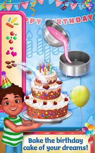 Yummy Birthday - Food Maker