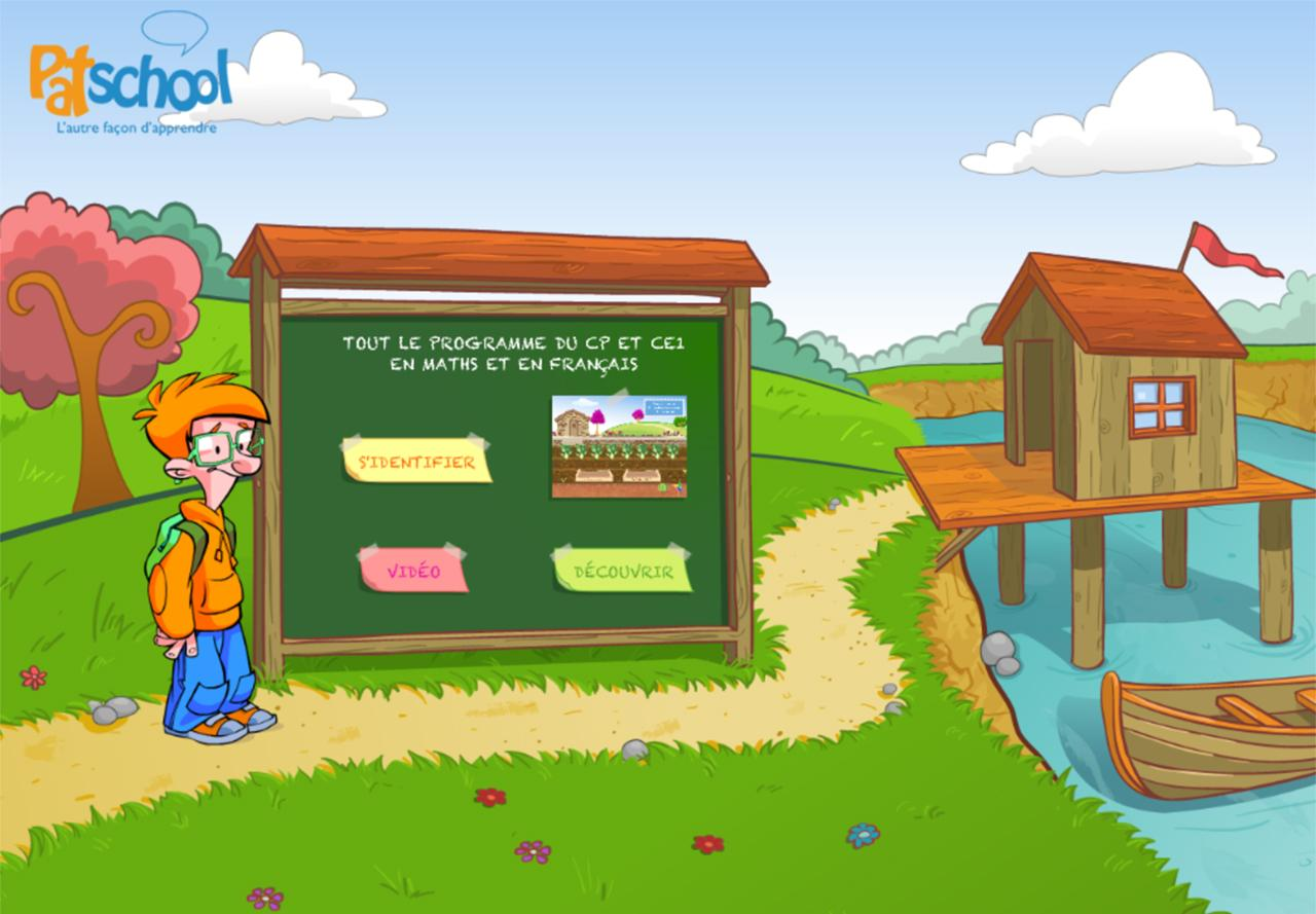 Patschool- screenshot