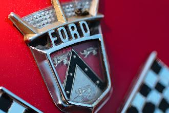 Photo: Old Ford Emblem