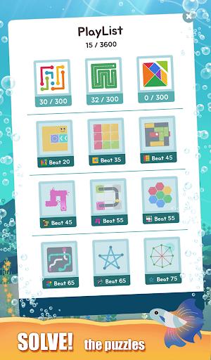 Puzzle Aquarium 31 screenshots 17