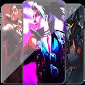 Ultra Fire HD Wallpaper F Free icon