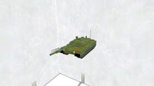 10式戦車完成型