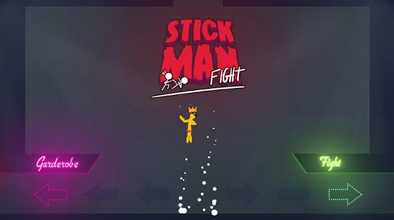 Stick Man Fight Game