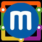 Rennes Metro Map