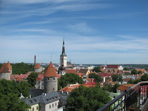 Photo: View from old city  wall