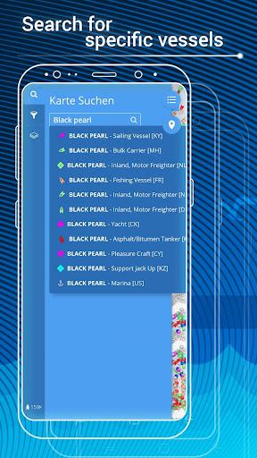Ship Tracker - Live Marine Radar & Boat traffic 1.1.3 Screenshots 2