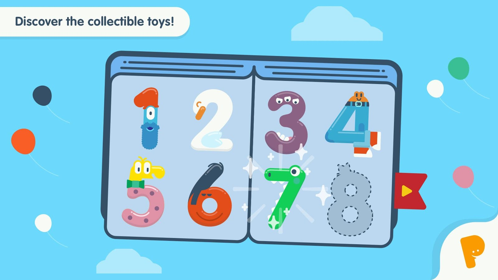Learn Numbers for Kids- screenshot