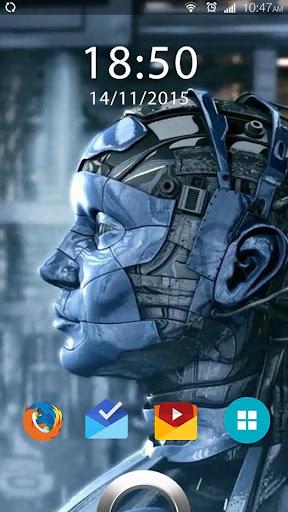 Head Transformer Live Wallpap