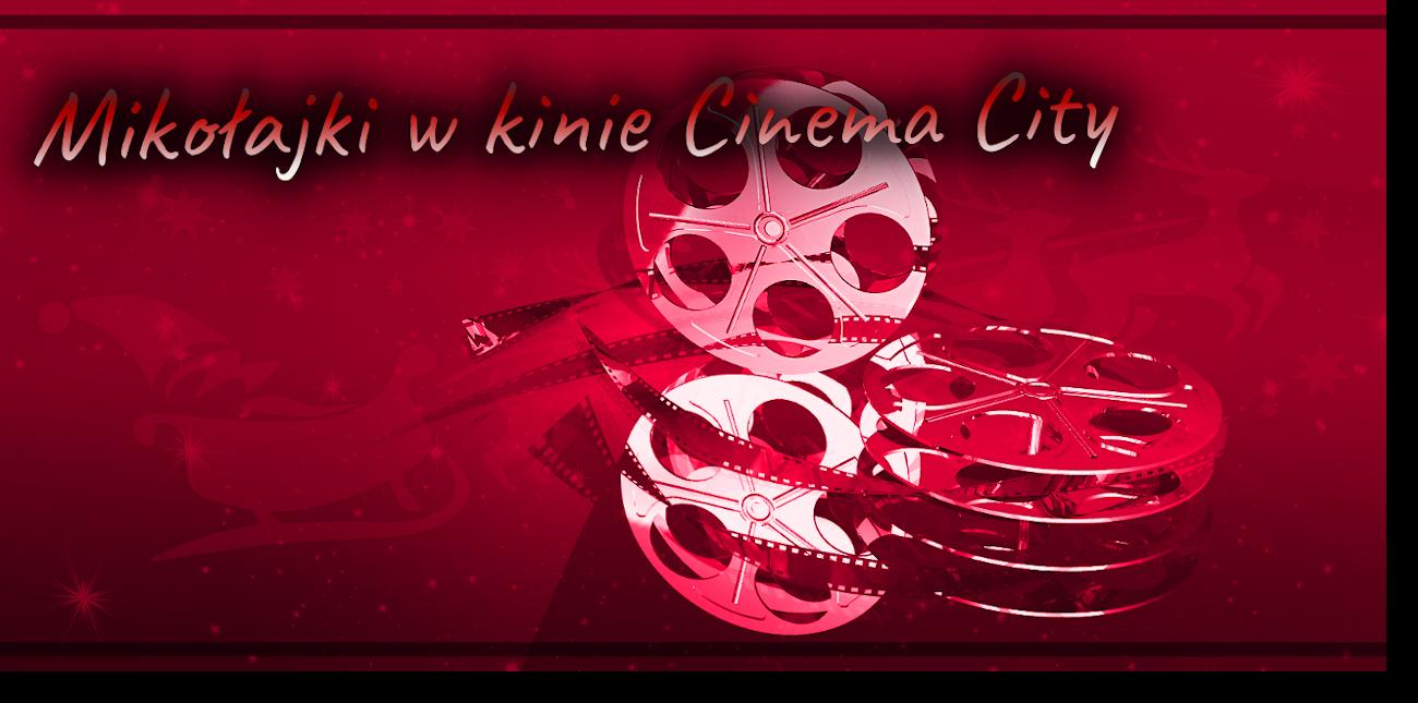 Mikołajki w kinie Cinema City