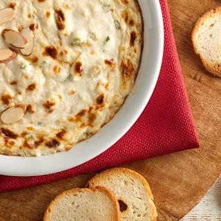 Hot Crab Parmesan Dip
