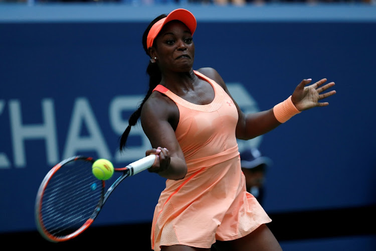 Sloane Stephens. Picture: REUTERS
