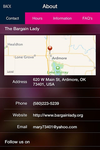 The Bargain Lady screenshot 3