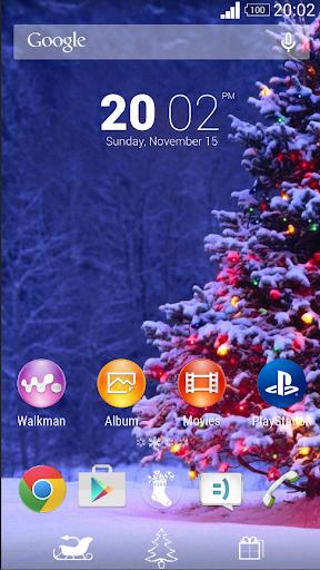 JB - Christmas Theme sony