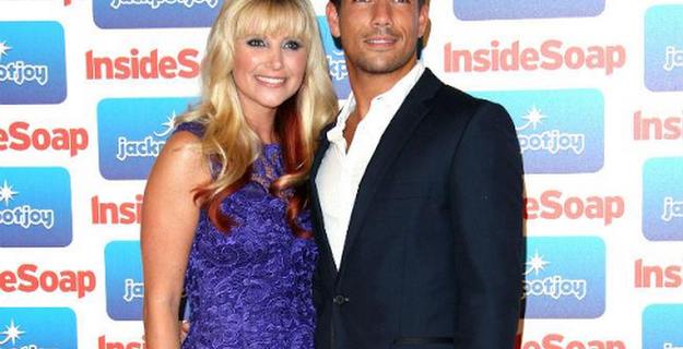 Carley Stenson and Danny Mac delay honeymoon