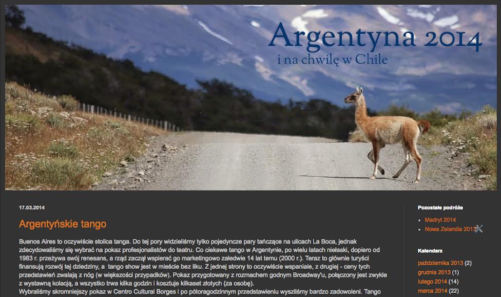 Argentyna 2014