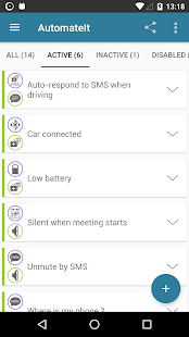 AutomateIt - Easy task automation for your Android- screenshot thumbnail