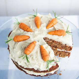 Vegan Carrot Cake No Sugar Recipes.