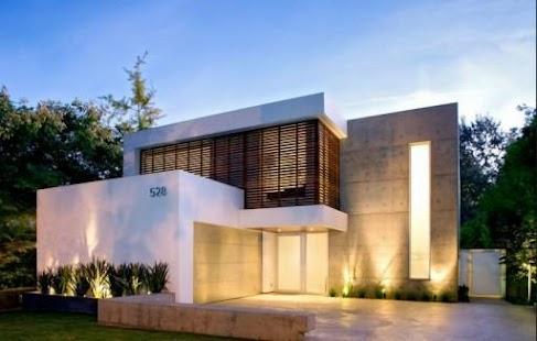 DIY minimalistický domácí design - náhled