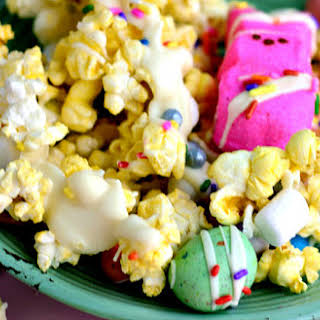 Hoppin' Good Easter Trail Mix – Because Those Peeps Won't Eat Themselves….