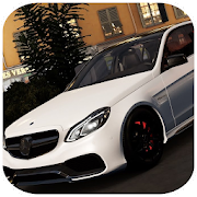 Game City Driving Mercedes Simulator APK for Kindle