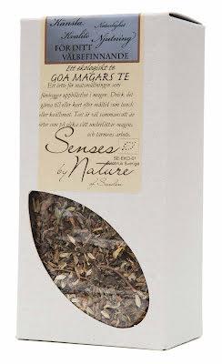 Goa magars te Senses by nature