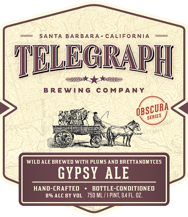 Logo of Telegraph Gypsy Ale