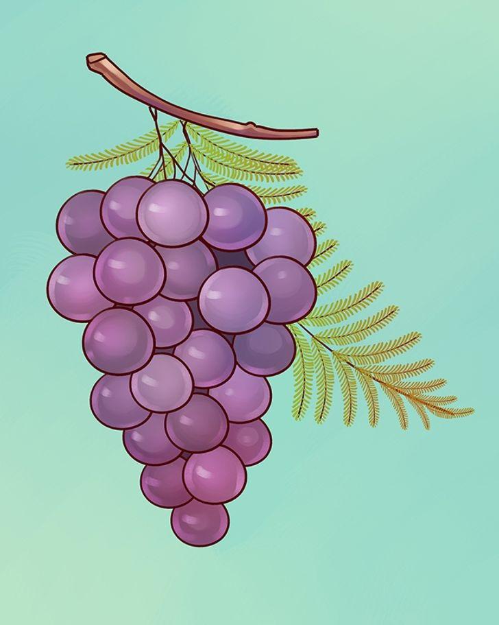 Brightside's grape picture puzzle