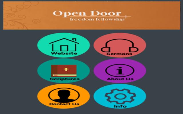 Open Door Freedom Fellowship