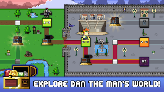 Dan The Man- screenshot thumbnail