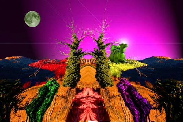 La montagna parlante e il gran cammello di edo.vigoni