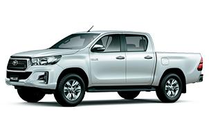 Toyota Hilux 4x4 MT