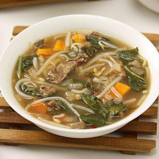 Vietnamese Beef Soup Stew Recipes