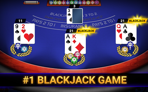 Blackjack Casino 2020: Blackjack 21 & Slots Free apkpoly screenshots 4