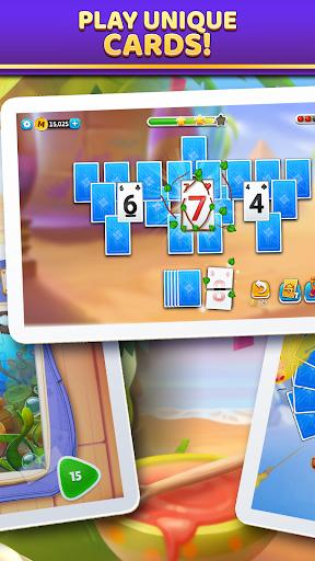 Puzzle Solitaire - Tripeaks Escape with Friends 9.0.0 screenshots 3
