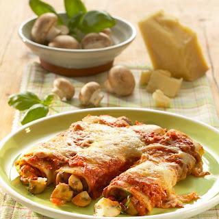 Cannelloni Al Funghi