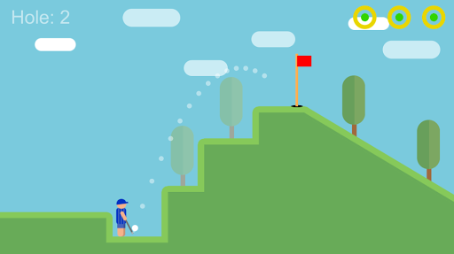 Lonely Golf