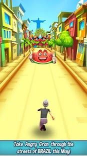 Angry Gran Run - Running Game - screenshot thumbnail