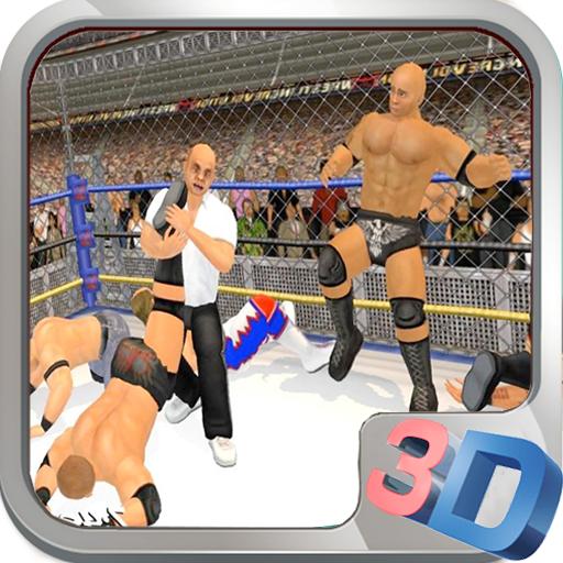 King of Wrestlers 3D 體育競技 App LOGO-APP開箱王