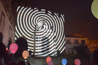 Photo: Espetáculo de apresentação do evento Óbidos Vila Natal 2014
