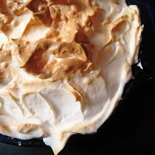 Vanilla Meringue Pie Recipes