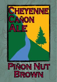 Logo of Bristol's Cheyenne Canon Pinon Nut Brown Ale