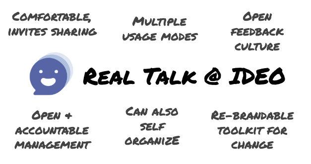 real talk value propositions
