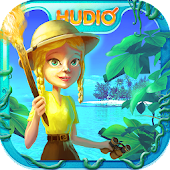Mystery Island Hidden Object Game – Treasure Hunt