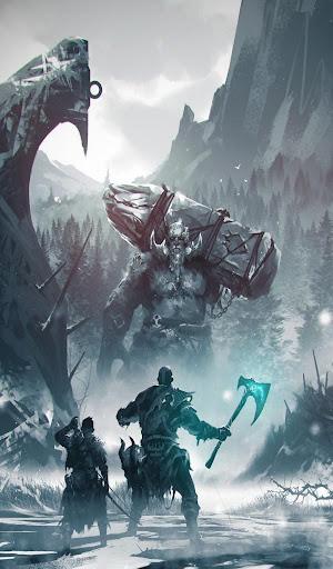 God Of War Background Wallpapers 4k Apk Download Apkpure Ai